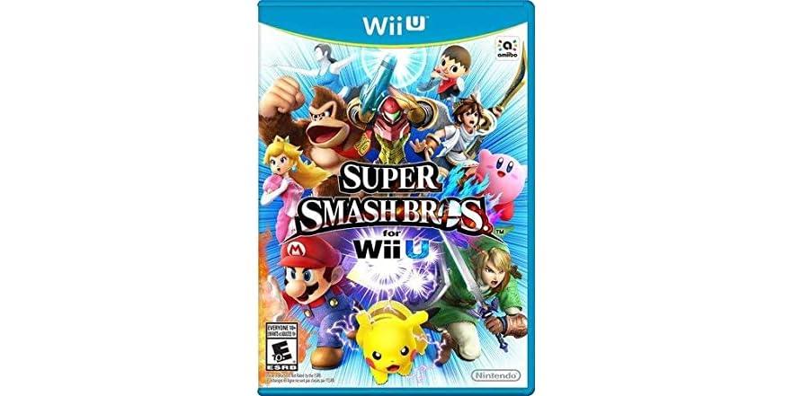 Super Smash Bros. - Nintendo Wii U   WOOT