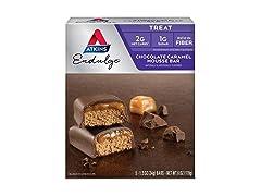 Atkins Endulge Chocolate Caramel Mousse Bars