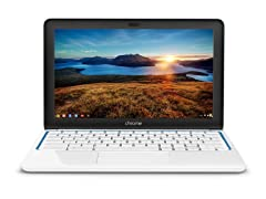 "HP 11.6"" Dual-Core Chromebook"