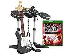 Rock Band 4 Band-in-a-Box Bundle Xbox