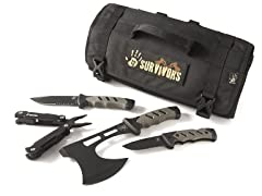 Knife Roll Up Kit