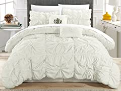 Chic Home Halpert Comforter 6-Piece Set