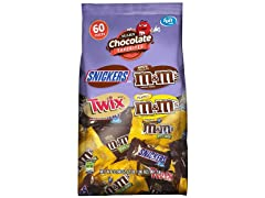 Snickers, M&M'S & Twix Fun Size Candy Variety Mix