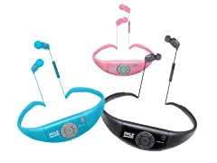 Pyle Waterproof Bluetooth Headphones