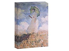 Monet Woman with Parasol (2 Sizes)