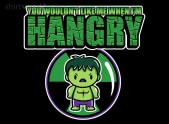 Hangry Hulk