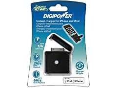 Mizco DigiPower 400mAh Instant Charger for iPhone and iPod