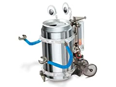 4M Green Science Tin Can Robot