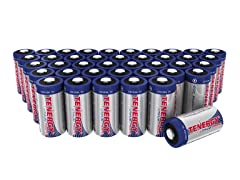 Tenergy Propel Lithium Battery 40 Pack