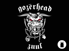 Gozerhead Unisex Poly Cotton Tank