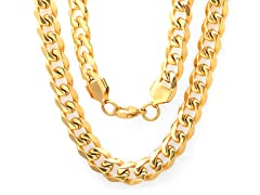 "18kt Gold Plated 24"" Necklace Chain"