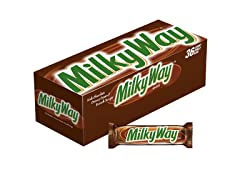 MILKY WAY Milk Chocolate, 36ct