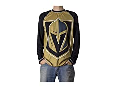 NHL Mens Golden Knights Long Sleeve