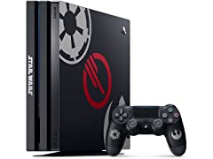 PlayStation 4 Pro 1TB Limited Edition - SW Battlefront 2