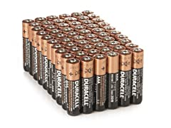 AAA CopperTop Alkaline Batteries - 60 Pk