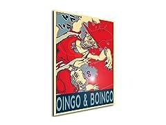 Oingo & Boingo Wall Art Poster