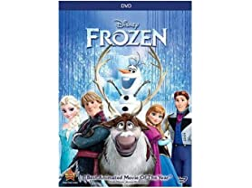 Walt Disney Video Frozen DVD