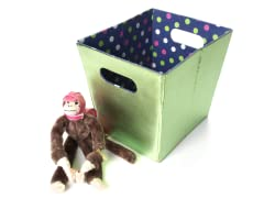 Lime Foldable Storage - Medium