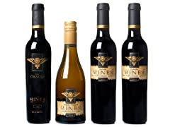 Miner Family 375ml Holiday Sampler (4)