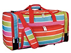Wildkin Weekender - Bright Stripes
