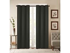 "J&V Textiles 76"" X 84"" Blackout Curtain"