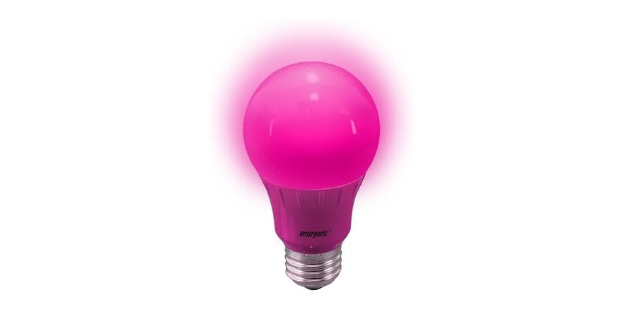 Pink Led Light Bulbs Dimmable Led Br30 Pink Flood Light Bulb 9 Watts Pink Supra