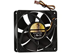 Scythe Ultra Kaze 120mm x 38mm Case Fan