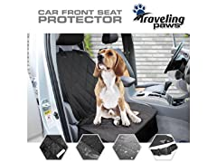 Durable Easy Install Water Repellent Front Car Seat Protectors for Pets
