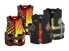 Stearns Hydroprene Life Vest 2 Pack