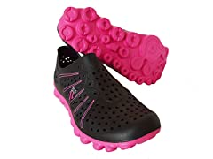 Men's TBS Recover - Black/Pink (10)