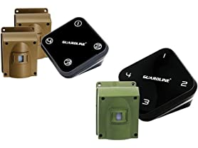 Guardline Wireless Driveway Alarms (Your Choice)