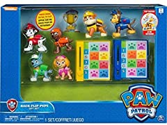 Paw Patrol 6 Pack Back Flip Pups