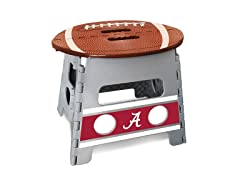 NCAA Folding Step Stool