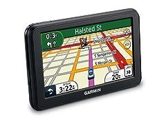 "Garmin nüvi 4.3"" GPS with Lifetime Maps"
