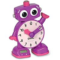 Deals on Learning Resources Tock The Learning Clock LSP2385AMZ