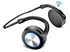 Flexible Wrap Around Bluetooth Headphone