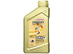 Castrol Full Synthetic Motorcycle Oil