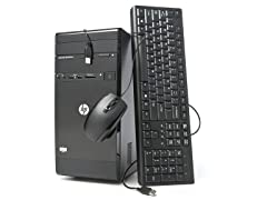 HP Dual-Core Desktop w/ 1TB HD