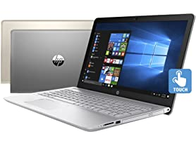 "HP Pavilion 15"" AMD A6 1TB Touch Laptops"