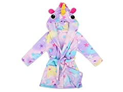 Arctic Paw Kids Hooded Bathrobes