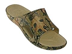 Dawgs Men's Slide Sandal, Mossy Oak