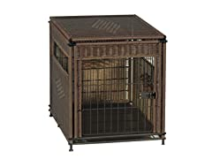 Medium Pet Residence - Dark Brown