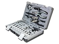 30-Piece Standard Combo Socket Set