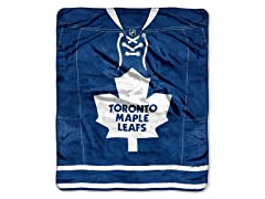 Toronto Maple Leafs Throw