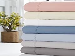 1800 Thread Count Cotton Rich Sheet Set