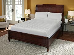 "10"" Quilted Top Memory Foam Mattress - Cal King"