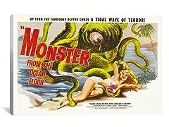 Monster From The Ocean Floor (2-Sizes)