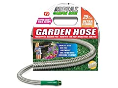 The Original Metal Garden Hose