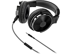 KitSound DJ Over-Ear Wired Headphones