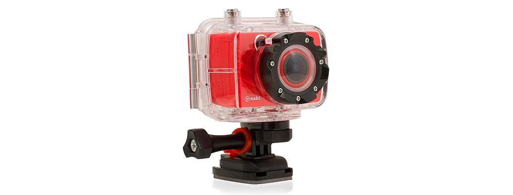 nabi Look HD Rugged 1080p Action Camcorder